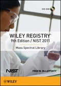 Wiley Registry 9th Edition/NIST 2011 Mass Spectral Library