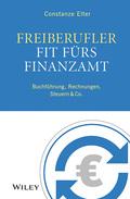 Buchcover Freiberufler - Fit fürs Finanzamt