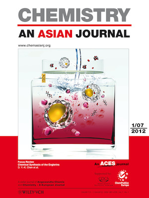 Chemistry - An Asian Journal